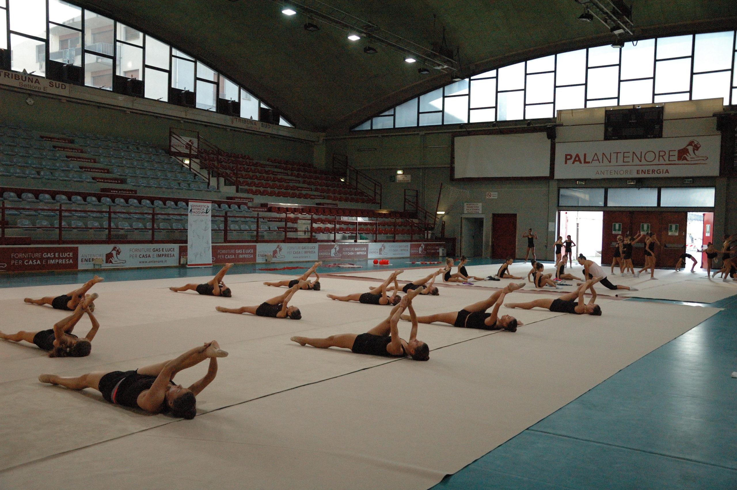 Iniziano i nuovi corsi di Ginnastica Ritmica a Padova